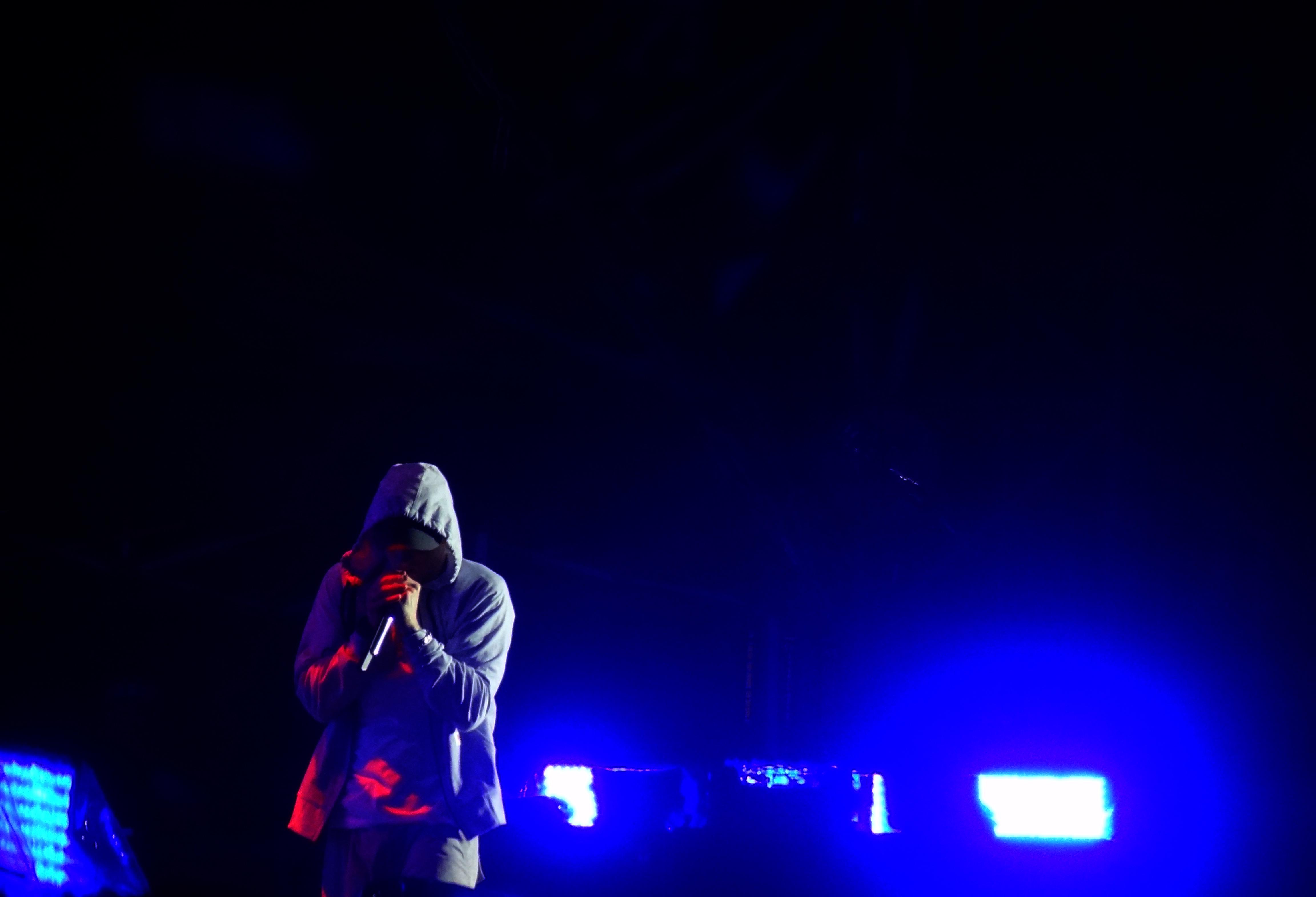 Eminem\'s concert